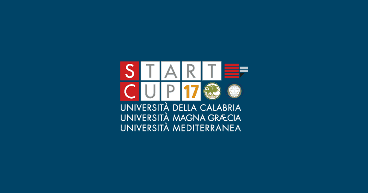 Start Cup Calabria 2017